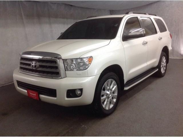 2014 Toyota Sequoia SUV for sale in Kalispell for $53,990 with 22,060 miles.