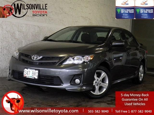 2012 Toyota Corolla S Sedan for sale in Wilsonville for $14,859 with 21,449 miles.