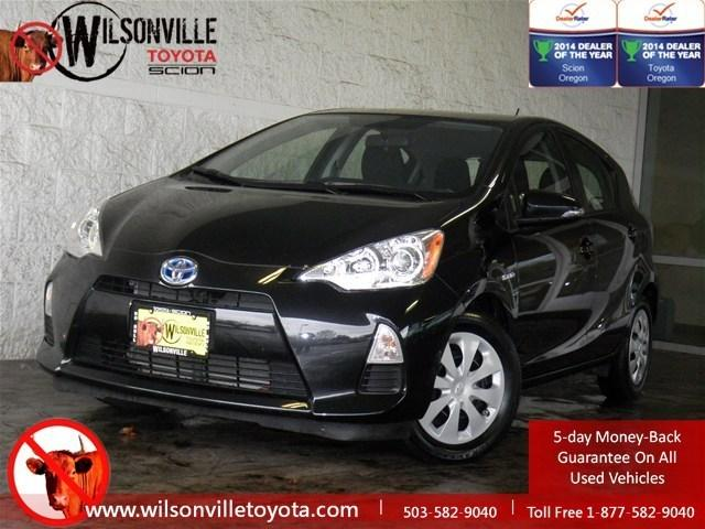 2013 Toyota Prius C Hatchback for sale in Wilsonville for $21,015 with 13,242 miles.