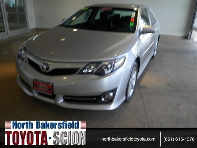 2014 Toyota Camry Sedan for sale in Bakersfield for $19,995 with 14,541 miles.