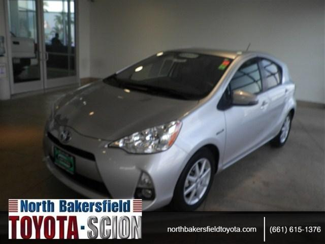 2012 Toyota Prius C Hatchback for sale in Bakersfield for $18,495 with 26,897 miles
