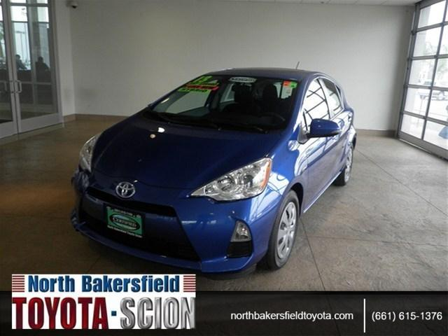 2013 Toyota Prius C Hatchback for sale in Bakersfield for $18,995 with 18,526 miles