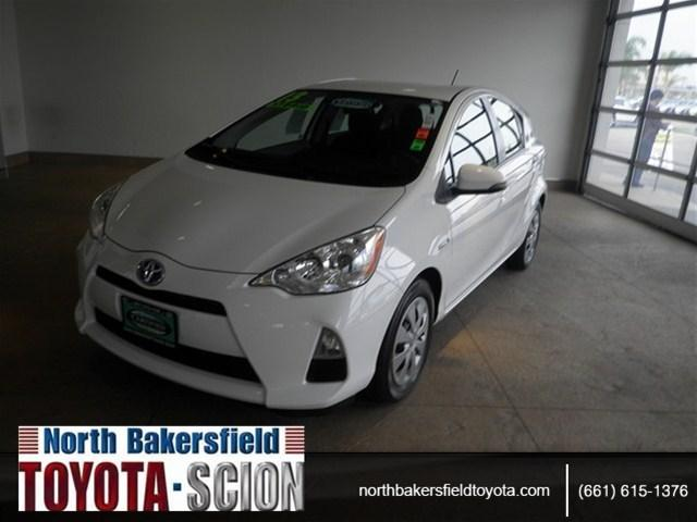 2013 Toyota Prius C Hatchback for sale in Bakersfield for $17,495 with 29,541 miles