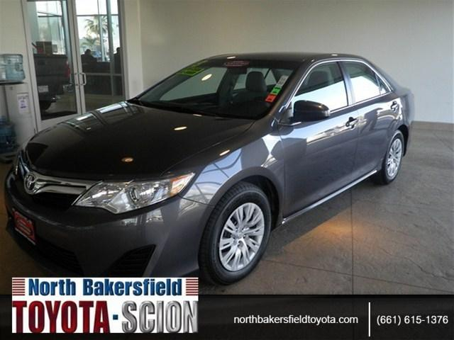 2013 Toyota Camry Sedan for sale in Bakersfield for $18,495 with 18,157 miles.