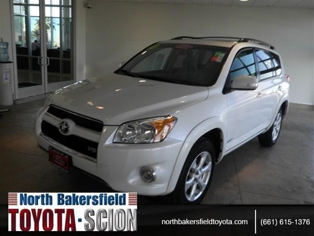 2010 Toyota RAV4 Limited SUV for sale in Bakersfield for $19,359 with 62,817 miles