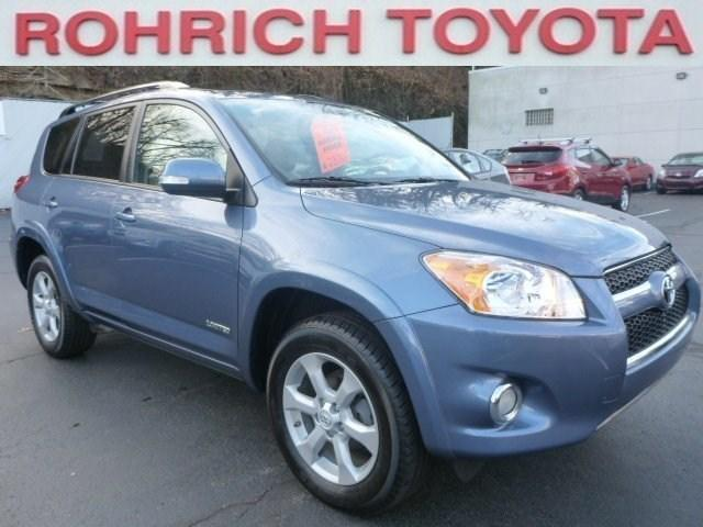 2011 Toyota RAV4 Limited SUV for sale in Pittsburgh for $23,700 with 28,315 miles