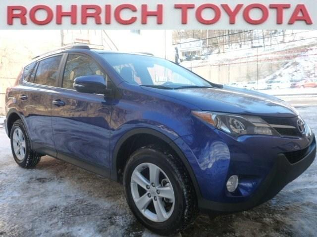 2014 Toyota RAV4 SUV for sale in Pittsburgh for $27,125 with 2,866 miles
