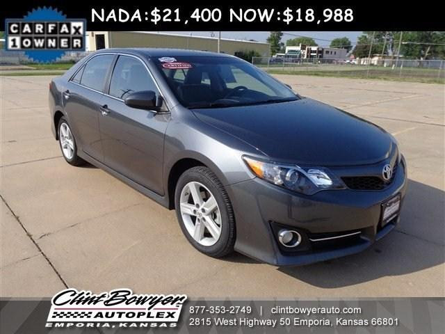 2014 Toyota Camry Sedan for sale in Emporia for $18,985 with 26,942 miles.