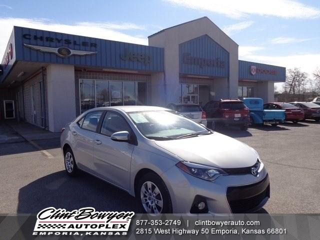 2014 Toyota Corolla Sedan for sale in Emporia for $17,995 with 10,271 miles
