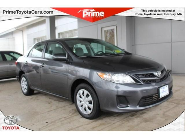 2011 Toyota Corolla LE Sedan for sale in West Roxbury for $13,800 with 26,444 miles.