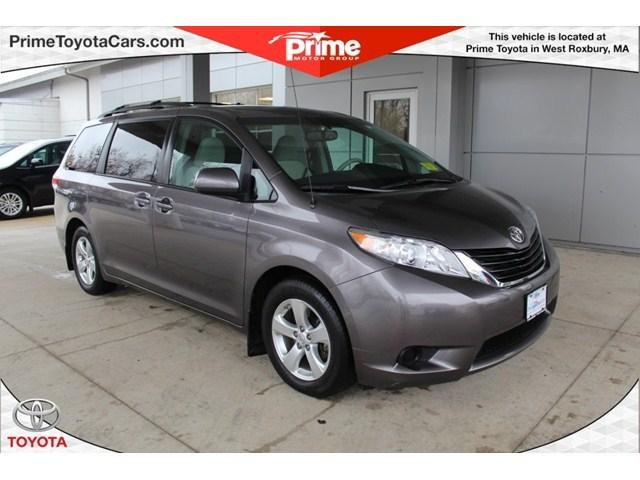 2012 Toyota Sienna Base Minivan for sale in West Roxbury for $20,200 with 43,838 miles.