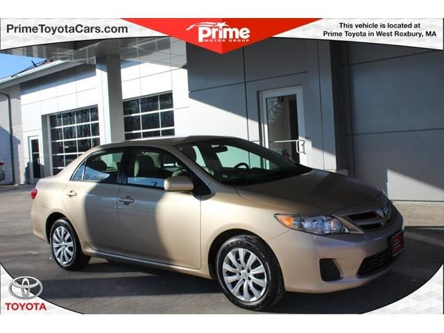 2012 Toyota Corolla LE Sedan for sale in West Roxbury for $13,300 with 26,097 miles.