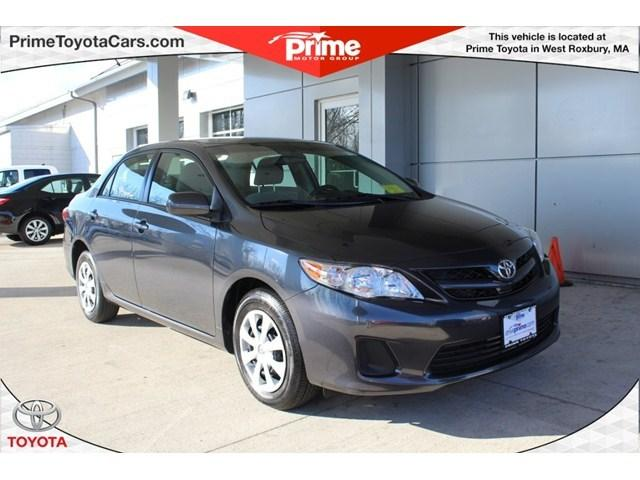 2011 Toyota Corolla LE Sedan for sale in West Roxbury for $13,000 with 32,619 miles.