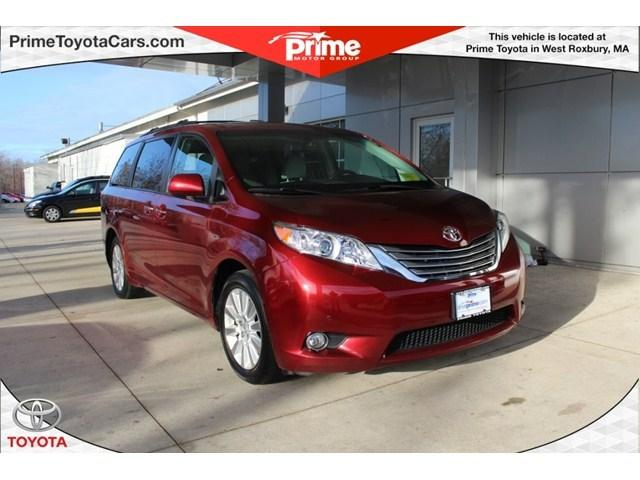 2012 Toyota Sienna Minivan for sale in West Roxbury for $30,300 with 32,135 miles