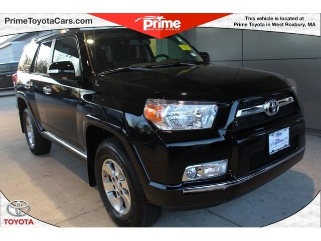 2012 Toyota 4Runner SR5 SUV for sale in West Roxbury for $33,500 with 1,510 miles.
