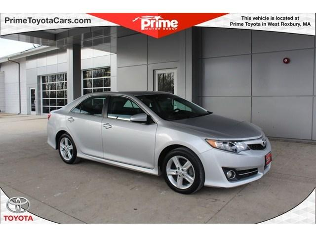 2013 Toyota Camry Sedan for sale in West Roxbury for $16,900 with 39,051 miles