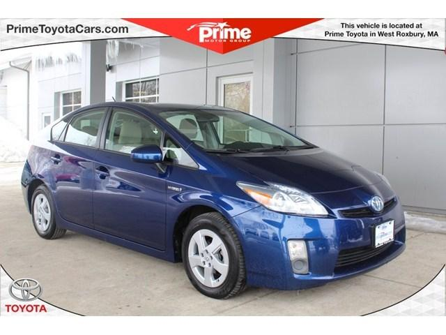 2011 Toyota Prius II Hatchback for sale in West Roxbury for $15,200 with 42,548 miles