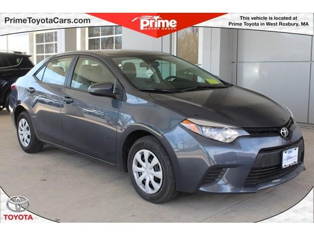2014 Toyota Corolla Sedan for sale in West Roxbury for $15,500 with 18,124 miles