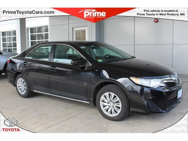 2013 Toyota Camry Sedan for sale in West Roxbury for $16,300 with 20,737 miles