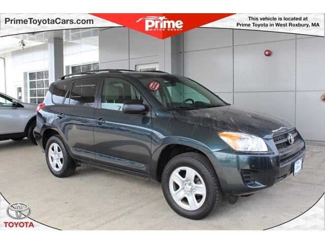 2012 Toyota RAV4 Base SUV for sale in West Roxbury for $18,700 with 24,931 miles