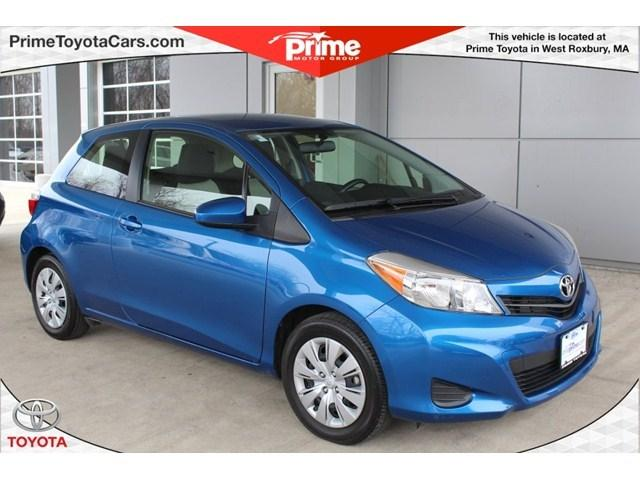 2012 Toyota Yaris LE Hatchback for sale in West Roxbury for $12,000 with 18,958 miles