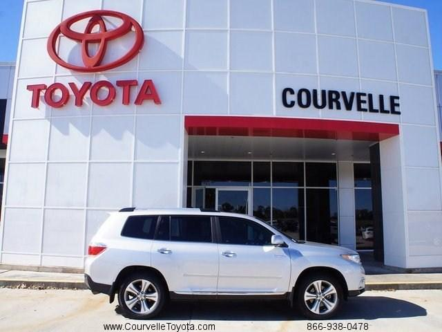 2012 Toyota Highlander Base SUV for sale in Opelousas for $27,590 with 75,606 miles.