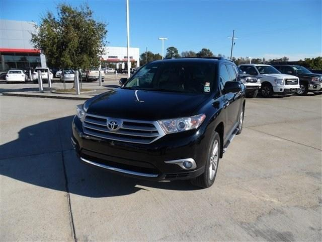 2013 Toyota Highlander SUV for sale in Lake Charles for $34,995 with 30,201 miles