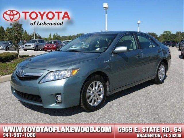2010 Toyota Camry Hybrid Sedan for sale in Bradenton for $14,782 with 61,457 miles.