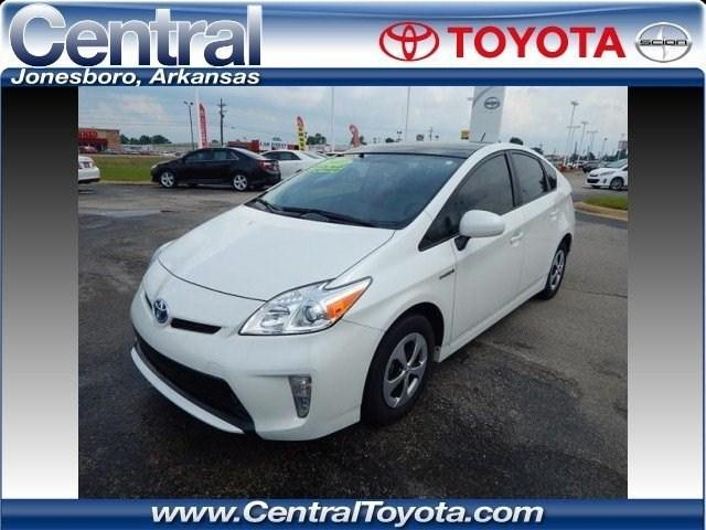 2012 Toyota Prius Three Hatchback for sale in Jonesboro for $25,995 with 30,589 miles.