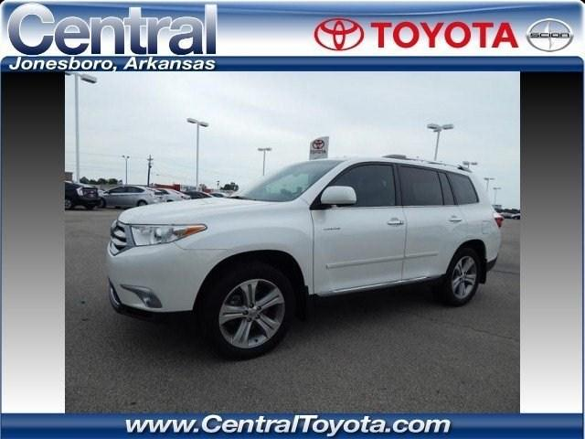 2012 Toyota Highlander Base SUV for sale in Jonesboro for $31,995 with 50,049 miles