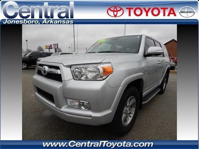 2013 Toyota 4Runner SUV for sale in Jonesboro for $33,995 with 8,273 miles.