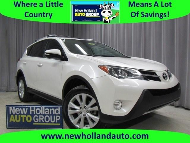2013 Toyota RAV4 SUV for sale in New Holland for $26,981 with 18,774 miles.