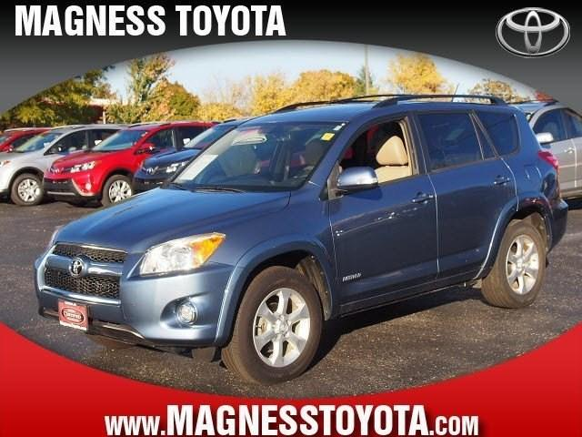 2010 Toyota RAV4 Limited SUV for sale in Harrison for $21,900 with 36,600 miles.