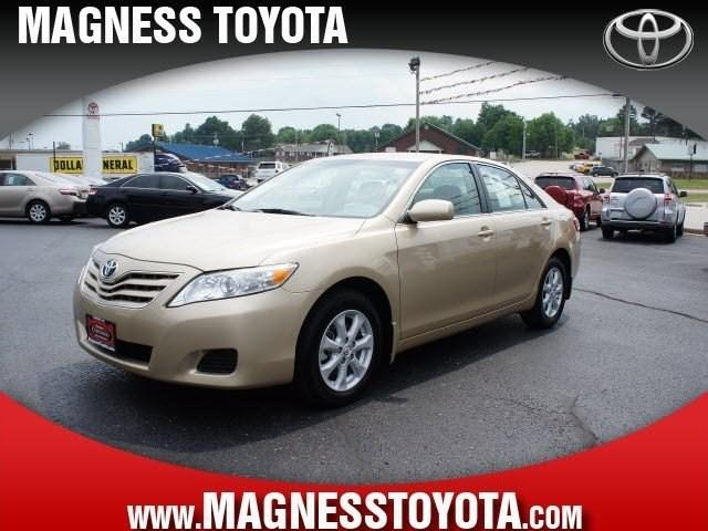 2011 Toyota Camry LE Sedan for sale in Harrison for $18,275 with 13,500 miles.