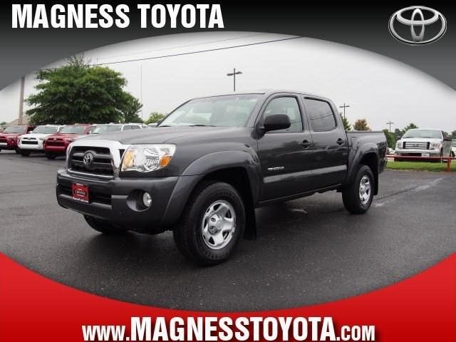 2010 Toyota Tacoma Double Cab Crew Cab Pickup for sale in Harrison for $26,725 with 82,800 miles.