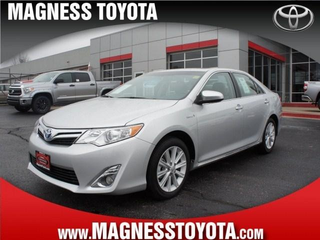 2012 Toyota Camry Hybrid XLE Sedan for sale in Harrison for $26,975 with 20,500 miles.