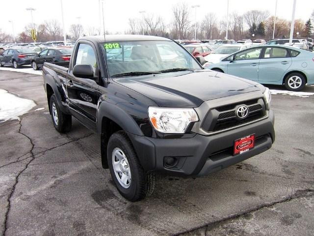 2012 Toyota Tacoma Regular Cab Pickup for sale in Cicero for $21,495 with 31,155 miles.