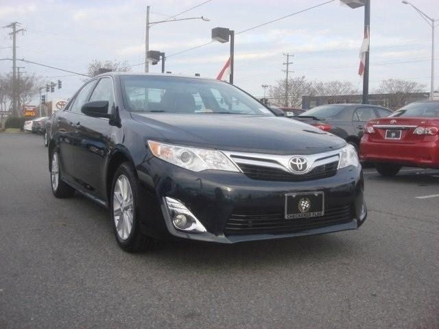 2014 Toyota Camry Sedan for sale in Virginia Beach for $23,804 with 8,851 miles.