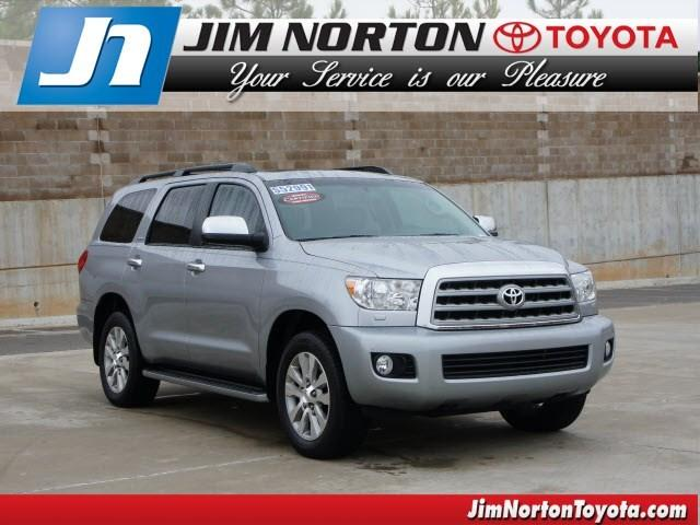 2013 Toyota Sequoia SUV for sale in Tulsa for $51,992 with 13,078 miles.