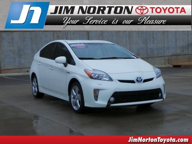 2014 Toyota Prius Hatchback for sale in Tulsa for $22,893 with 20,758 miles