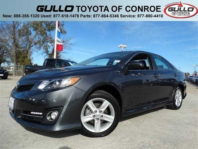 2012 Toyota Camry SE Sedan for sale in Conroe for $16,998 with 49,347 miles.
