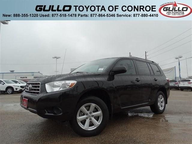 2010 Toyota Highlander SUV for sale in Conroe for $17,898 with 76,554 miles.
