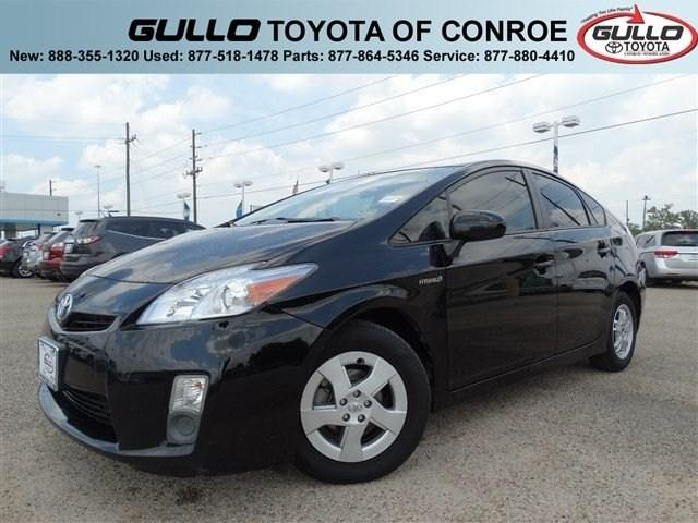2010 Toyota Prius III Hatchback for sale in Conroe for $15,489 with 52,336 miles