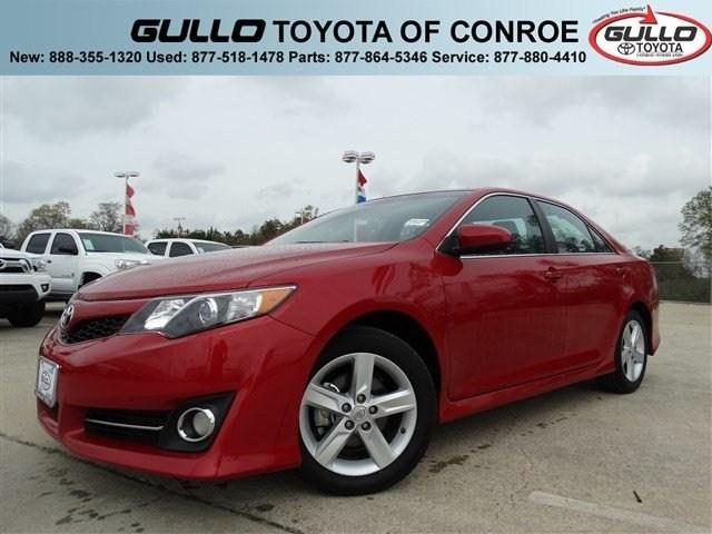 2013 Toyota Camry Sedan for sale in Conroe for $17,989 with 35,859 miles