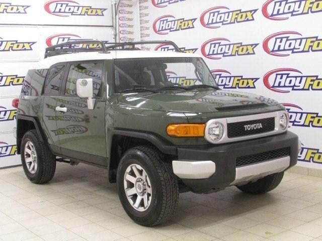 2014 Toyota FJ Cruiser Base SUV for sale in El Paso for $37,995 with 7,043 miles.