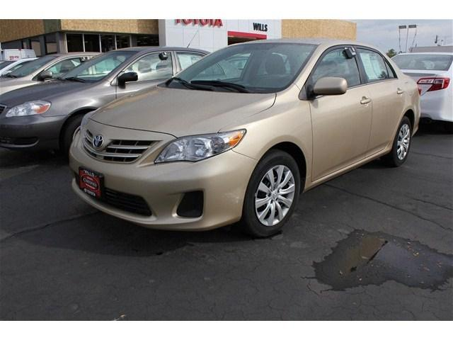 2013 Toyota Corolla LE Sedan for sale in Twin Falls for $14,980 with 38,239 miles.