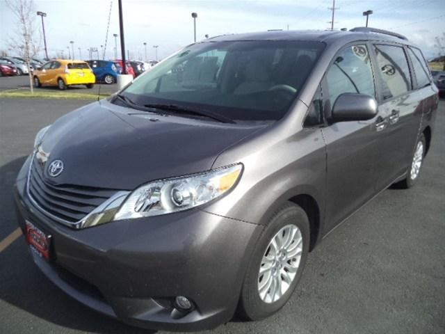 2012 Toyota Sienna Base Minivan for sale in Idaho Falls for $26,995 with 70,765 miles.
