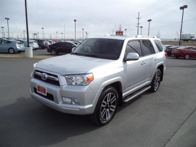 2013 Toyota 4Runner SUV for sale in Idaho Falls for $39,995 with 38,153 miles