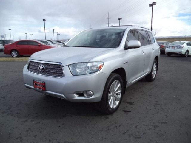 2009 Toyota Highlander Hybrid SUV for sale in Idaho Falls for $26,995 with 75,207 miles.