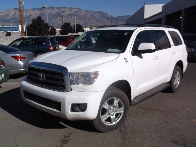 2012 Toyota Sequoia SR5 SUV for sale in Albuquerque for $44,780 with 29,629 miles.